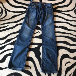 Cruel Girl Extra Long Low Rise Jeans 1/26